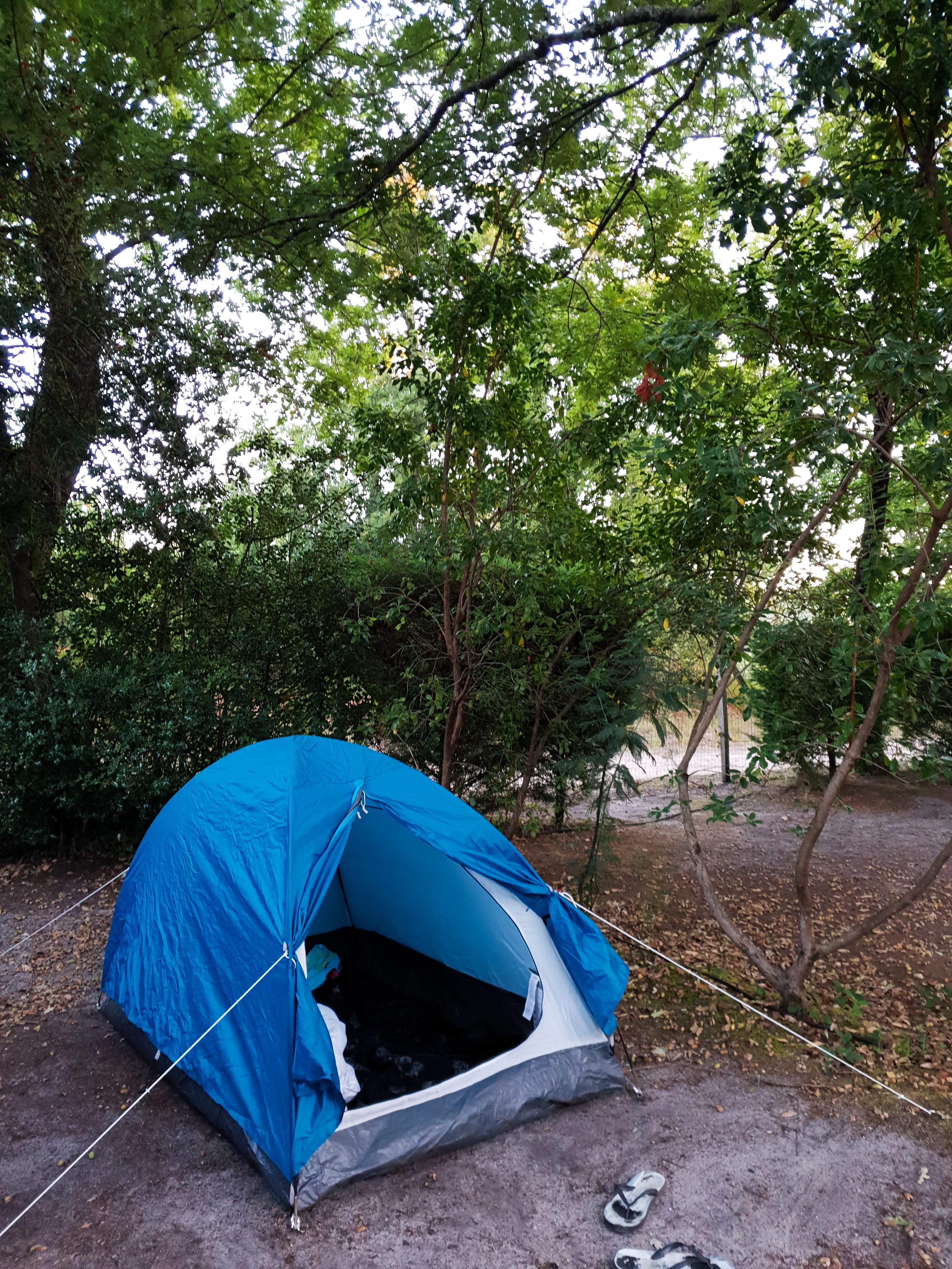 Bassin d'Arcachon - Campement - Nos aventures voyageuses