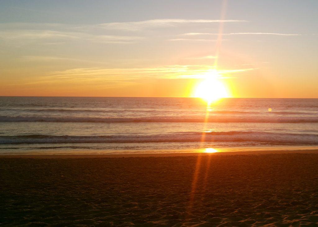Cap Ferret - Plage de l'Horizon - Nos aventures voyageuses