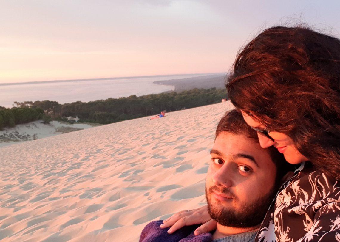 Nos aventures voyageuses - Charlène et Dorian