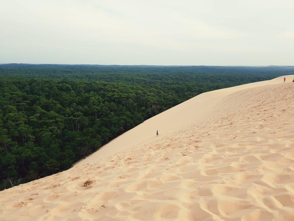 Bassin d'Arcachon - La dune du Pilat - Nos aventures voyageuses