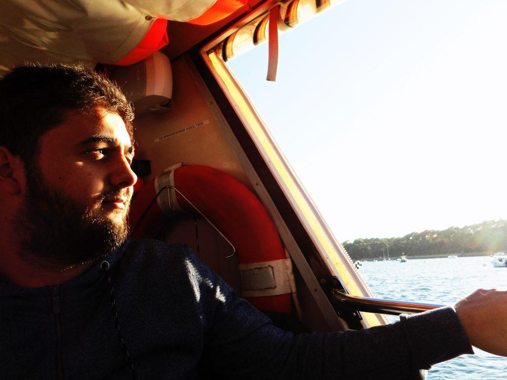 Arcachon - Tour en bateau - Nos aventures voyageuses