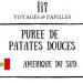 Purée de patates douces - Nos aventures voyageuses