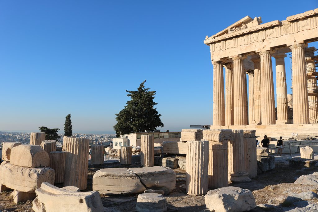 Athènes - Nos aventures voyageuses