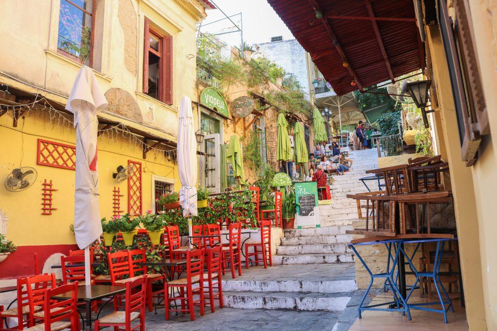 Les plus beaux quartiers d'Athènes - Plaka - Nos aventures voyageuses