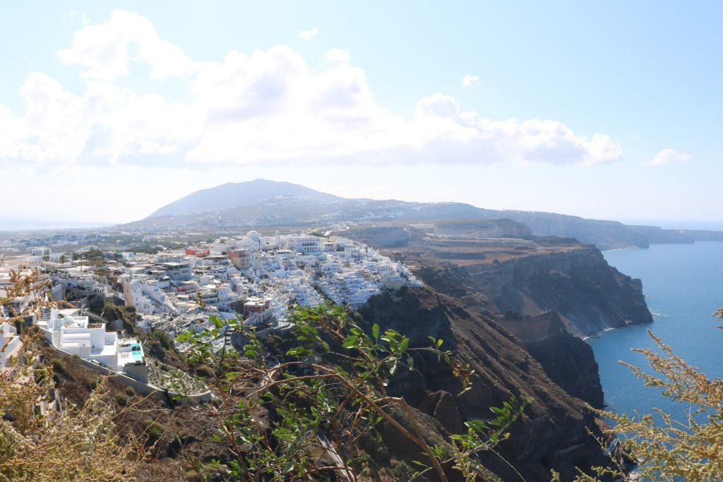 Voyage à Santorin - Fira