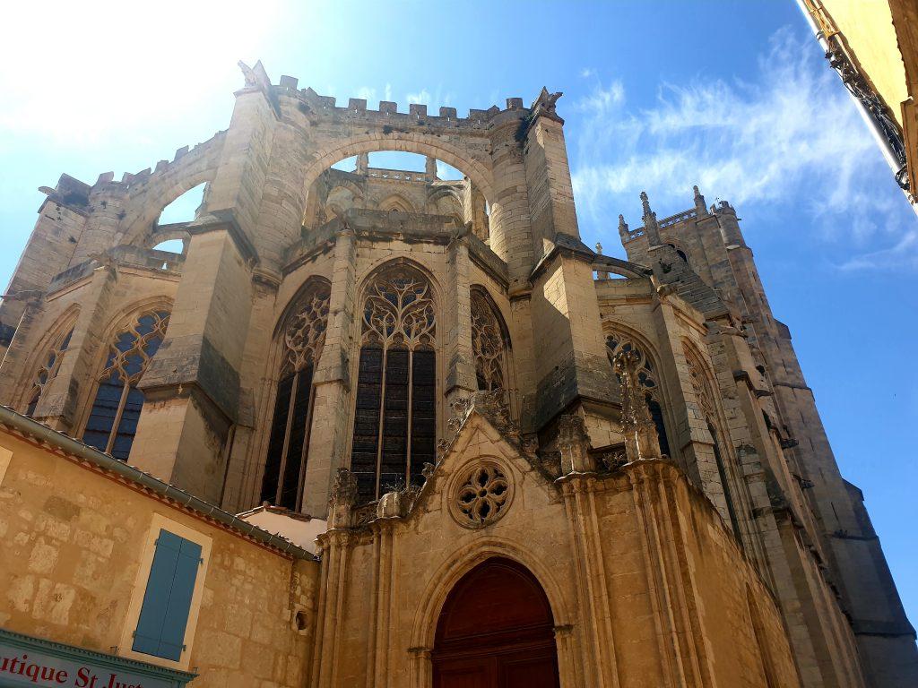 Narbonne - Cathédrale - Nos aventures voyageuses