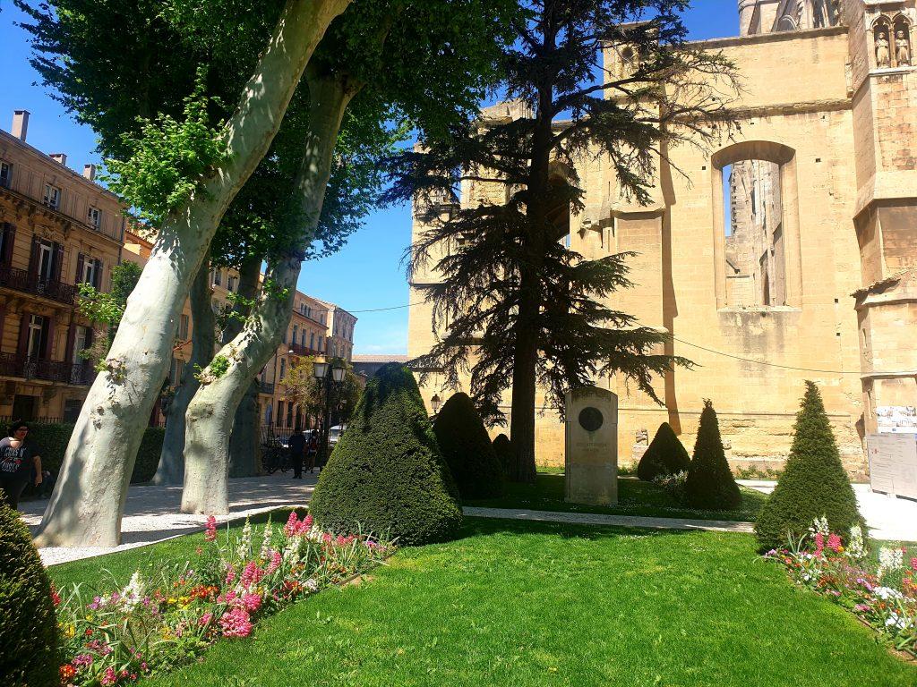 Narbonne - Jardin de l'archevèque - Nos aventures voyageuses