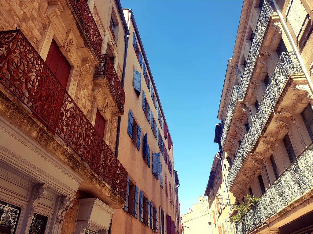 Narbonne - Ruelles - Nos aventures voyageuses