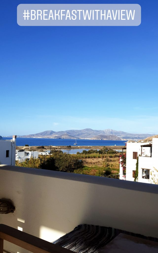 Naxos - Semeli Hotel - Nos aventures voyageuses