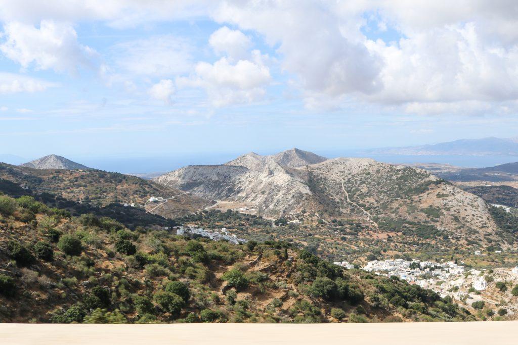 Naxos - Vue depuis la Rotonda - Nos aventures voyageuses